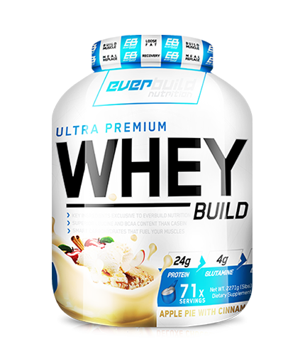Ultra Premium Whey Build