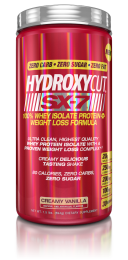 Hydroxycut 100% Whey Isolate Protein