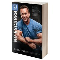 "Libro: ""51 Days. No Excuses"""